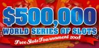 500K WSOS Slots Tourney