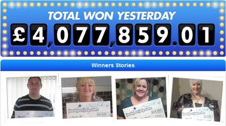 bingo 90 jj winners