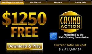 Player win on Treasure Nile