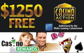 casino rewards action 1250