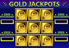 gold jackpots party