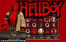 hellboy captain cooks