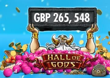 265k hall of gods