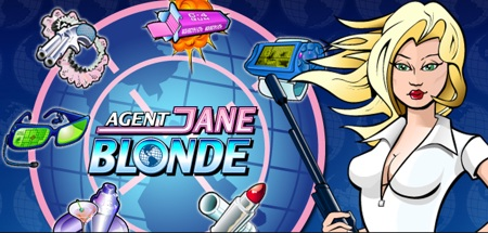agent jane blonde