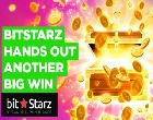 bitstars big win