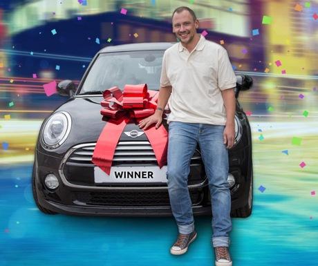 mini cooper winner sm
