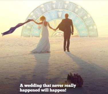 swedish dream wedding