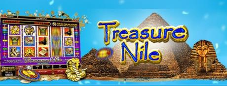 treasure nile win