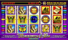 news/treasure nile